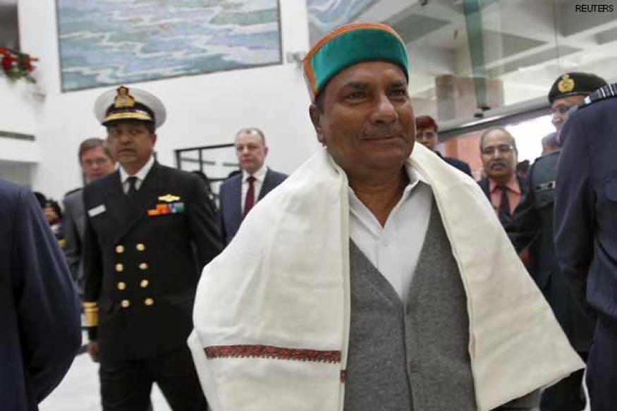 Antony to inaugurate Su-30 squadron at Thanjavur air base