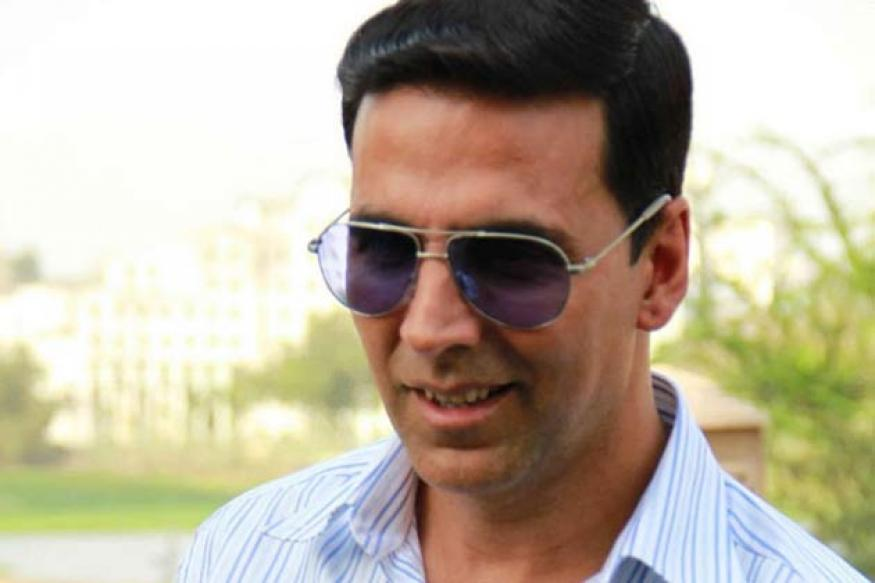 Eid big enough for two films, says actor Akshay Kumar