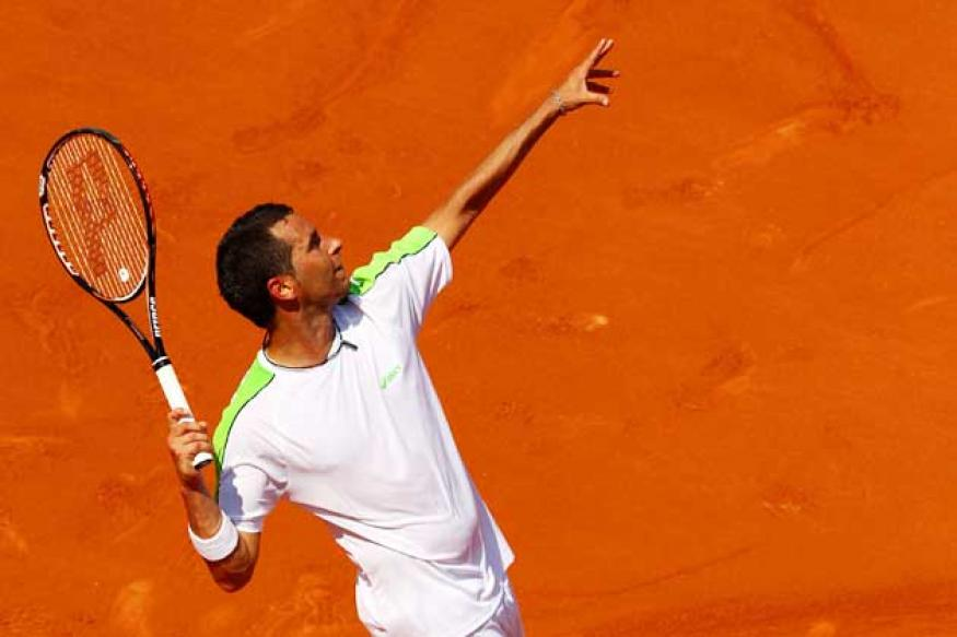 Montanes beats Monfils to win title at Nice Open
