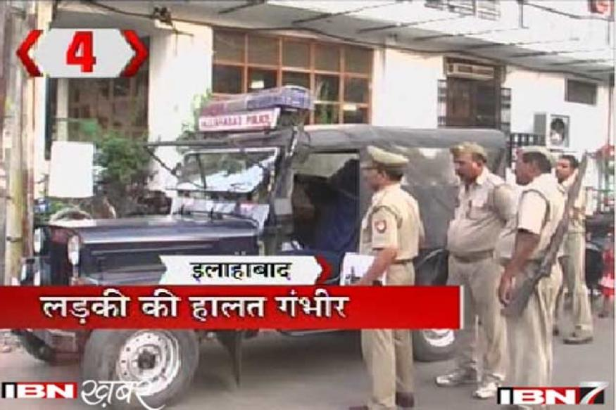 Allahabad: Four men gangrape girl in a car