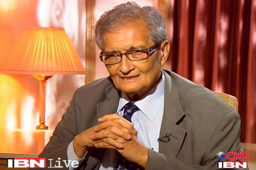 Failure to pass Food Bill is unfortunate: Amartya Sen