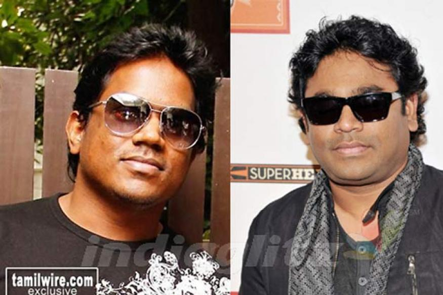 AR Rahman and Yuvan Shankar Raja to perform together