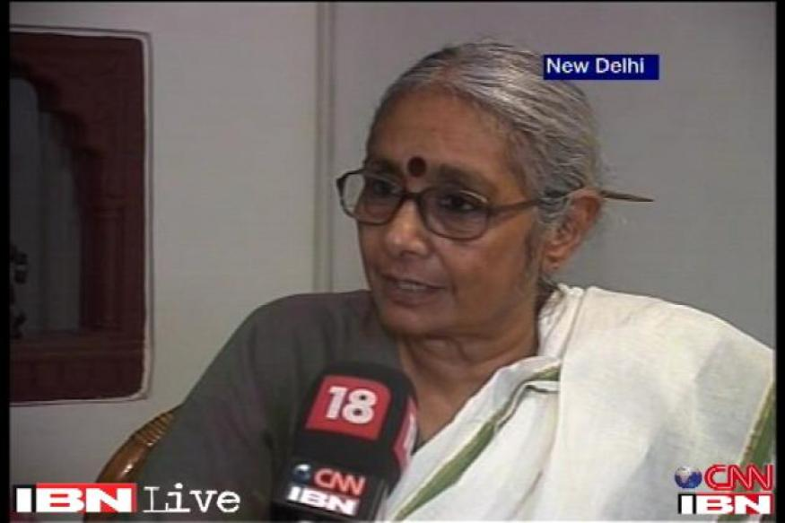 Govt focussing on growth at the cost of people: Aruna Roy