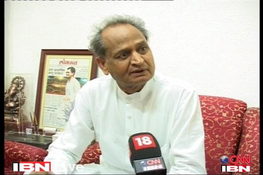 BJP is a party of backward and arrogant thoughts: Gehlot