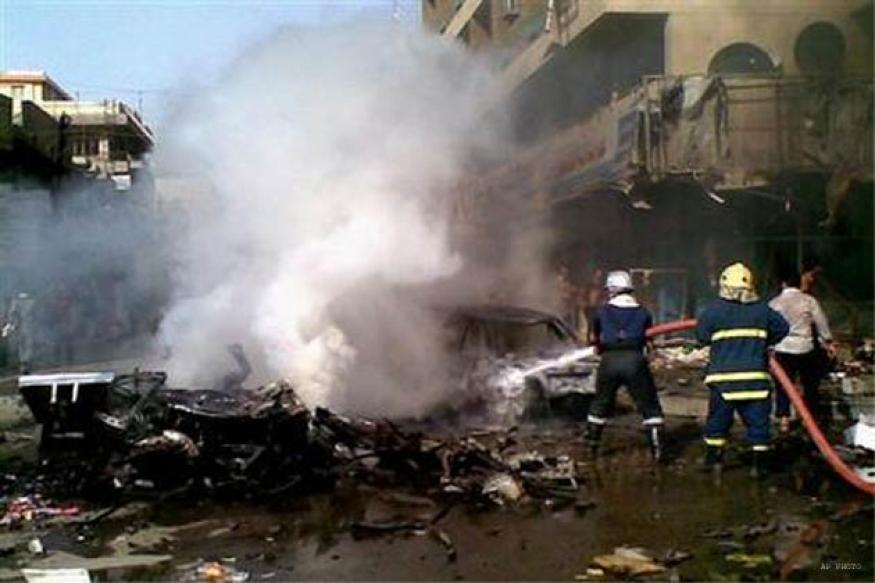 Iraq: 47 killed, 145 injured in wave of Baghdad bombings