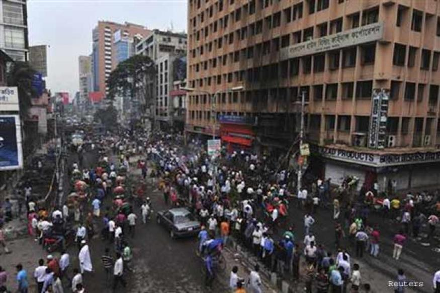 At least 20 dead in Islamist protests in Bangladesh