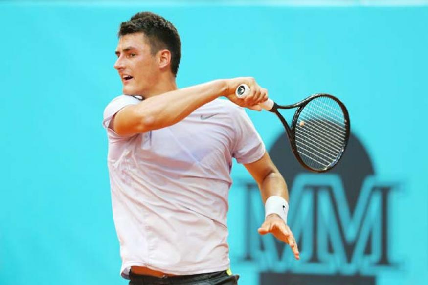 Bernard Tomic expected to play French Open