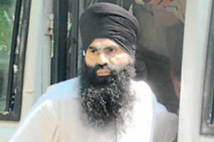 Bhullar's wife moves SC for stay on his death sentence