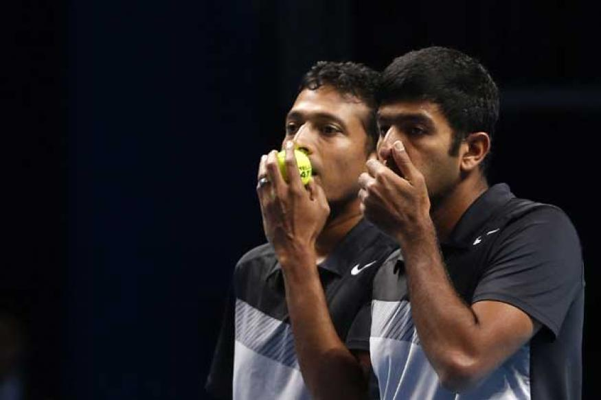 Bhupathi-Bopanna lose final of Rome Masters to Bryans