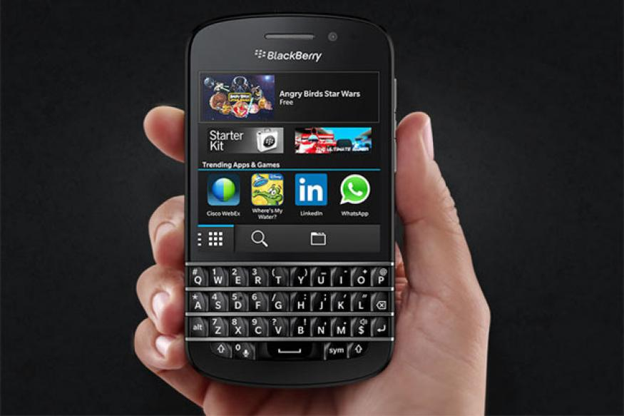 BlackBerry Q10 sells strongly in Canada, Britain: Analyst