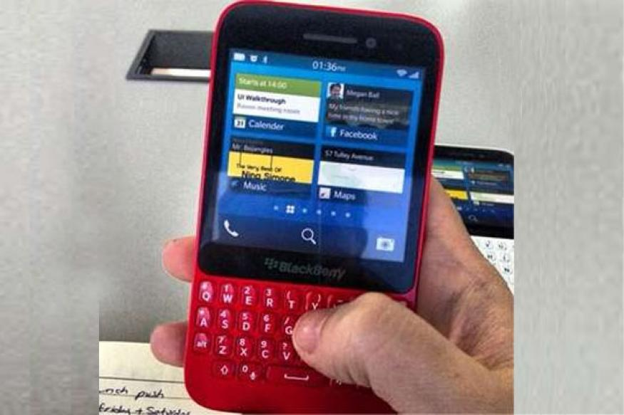 Leaked: Mid-range BlackBerry R10 could replace the outdated Curve