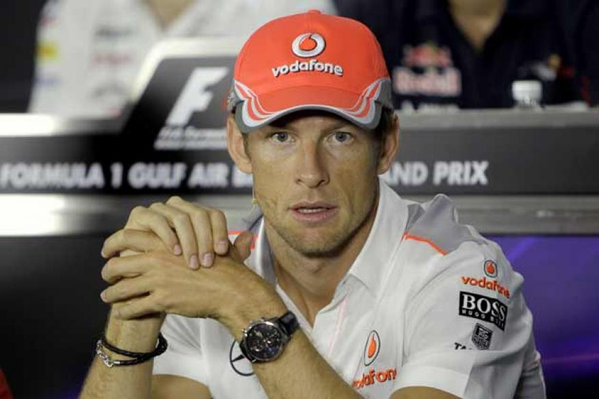 Sergio Perez clears the air with Jenson Button