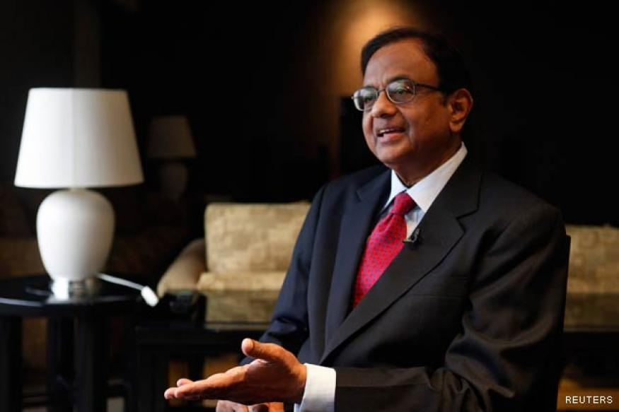 Effective governance can propel growth over 8%: Chidambaram