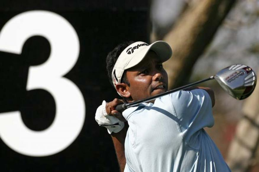 SSP Chowrasia tied 23rd at BMW PGA Championship