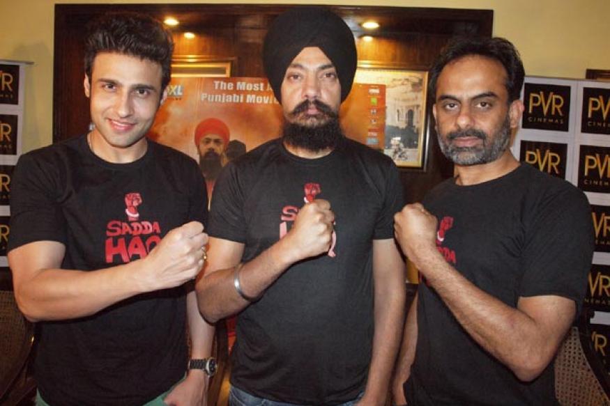 Controversial Punjabi film 'Sadda Haq' released in India