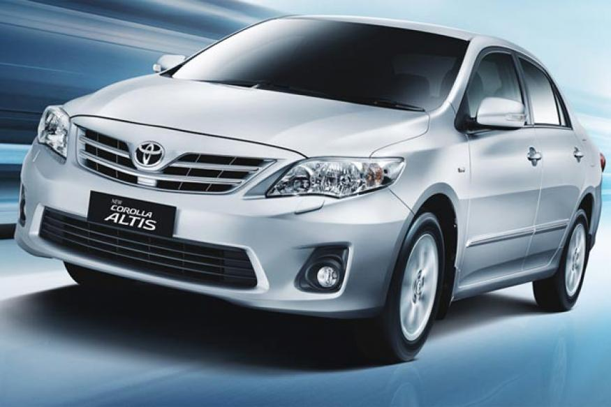 Toyota recalls 1,100 Corolla Altis cars in India