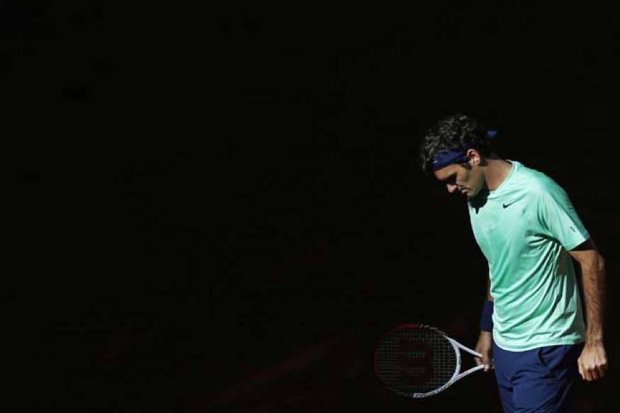 Federer keen to get back in shape after Madrid exit