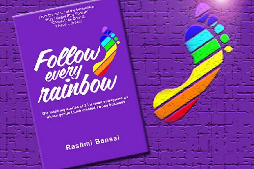 Follow Every Rainbow is about the success, inspiration