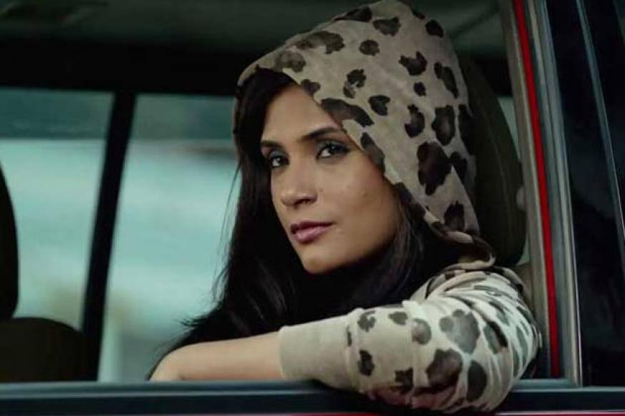 My character is based on Sonu Punjaban in 'Fukrey': Richa Chadda