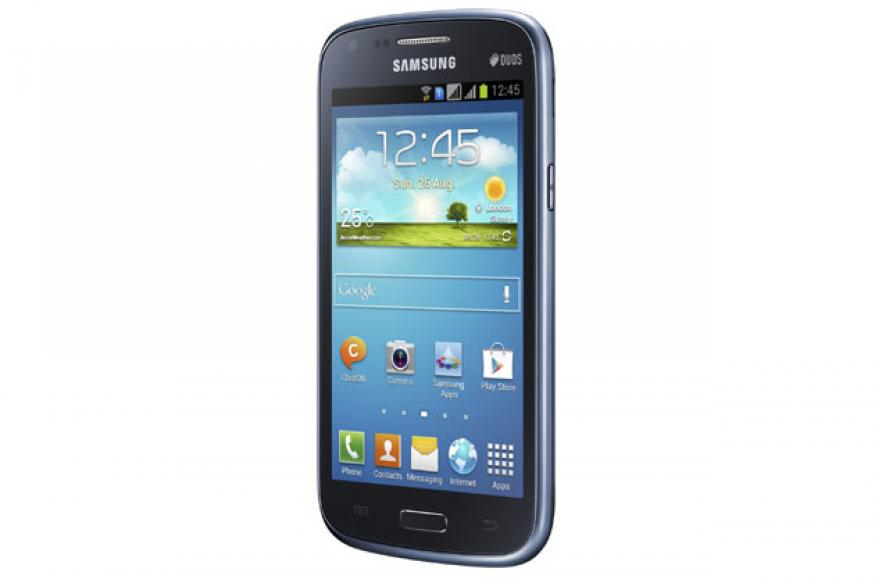 Samsung Galaxy Core unveiled: 4.3-inch screen, Android 4.1, 5MP camera