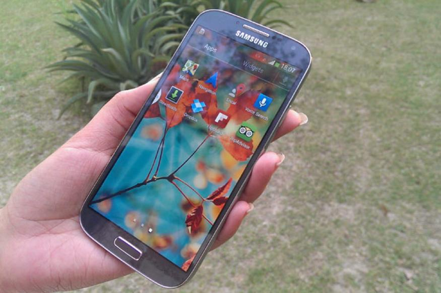 First impression review: Samsung Galaxy S4
