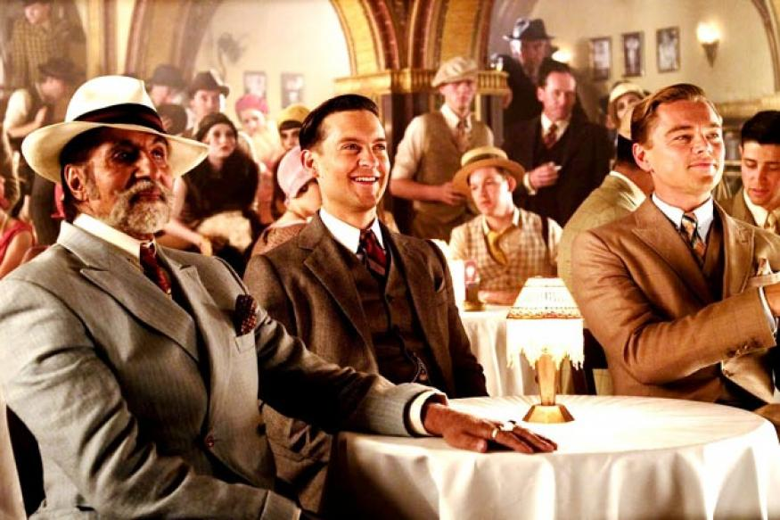 'The Great Gatsby' review: Big B shines in Bollywood-styled entertainer