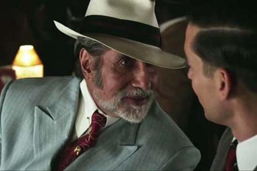 Big B's shocked disbelief after early review of his role in 'Gatsby'