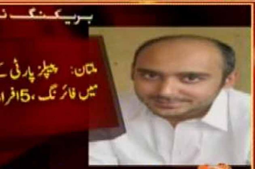 Gilani's son got threats from LeJ, Sipah-e-Sahaba