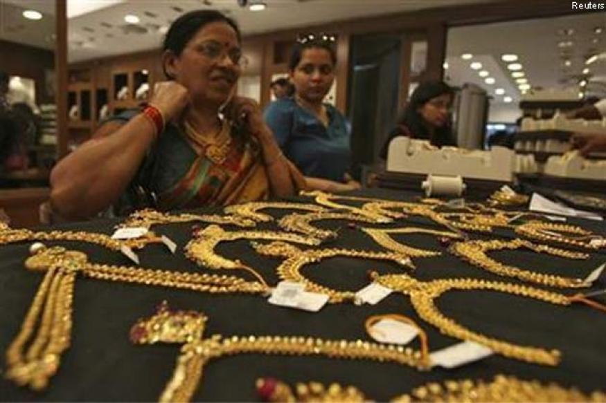 Jewellery stocks gain up to 7.5 pc on Akshaya Tritiya