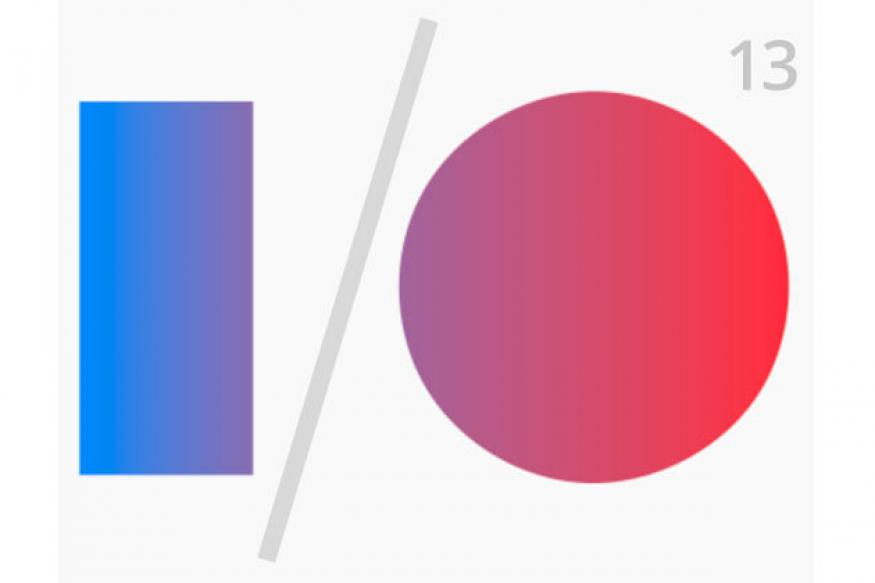 Live: Google I/O 2013 keynote address