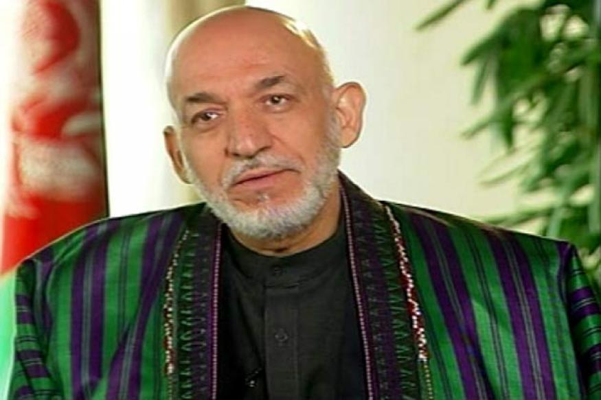 Hamid Karzai to arrive in India today
