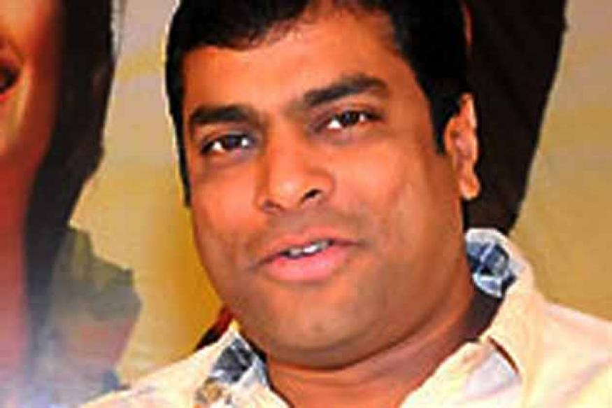 Harsh Vardhan  to script for Nagarjuna?