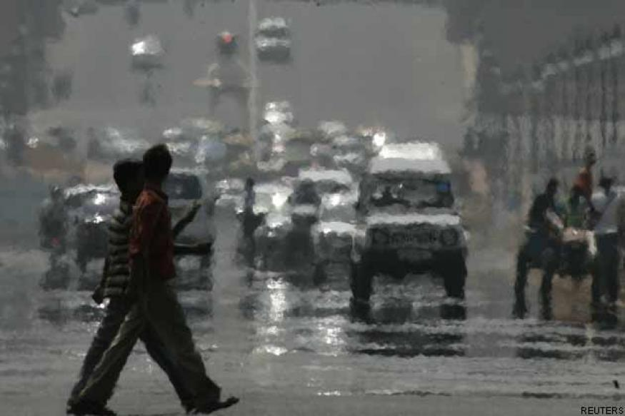 Uttar Pradesh reels under intense heat wave
