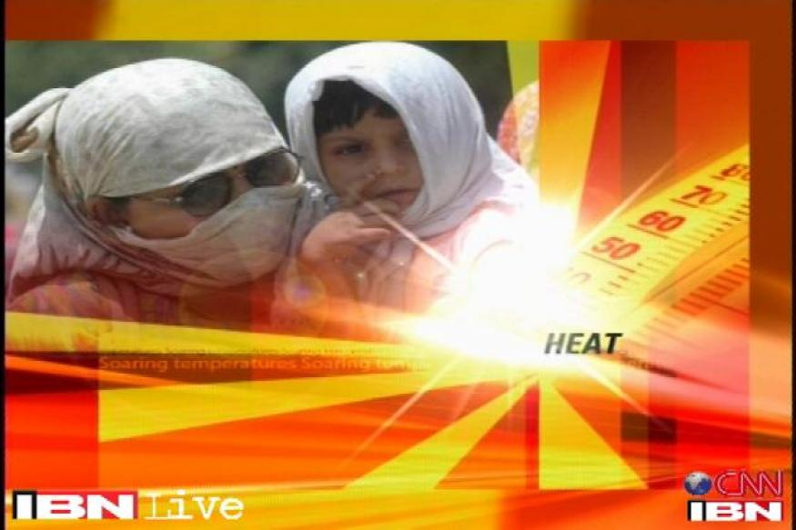 Heat wave continues to grip North India