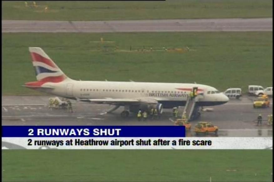 London: BA flight makes emergency landing