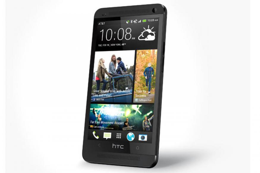 HTC One M7 now available online at launch price of Rs 42,900
