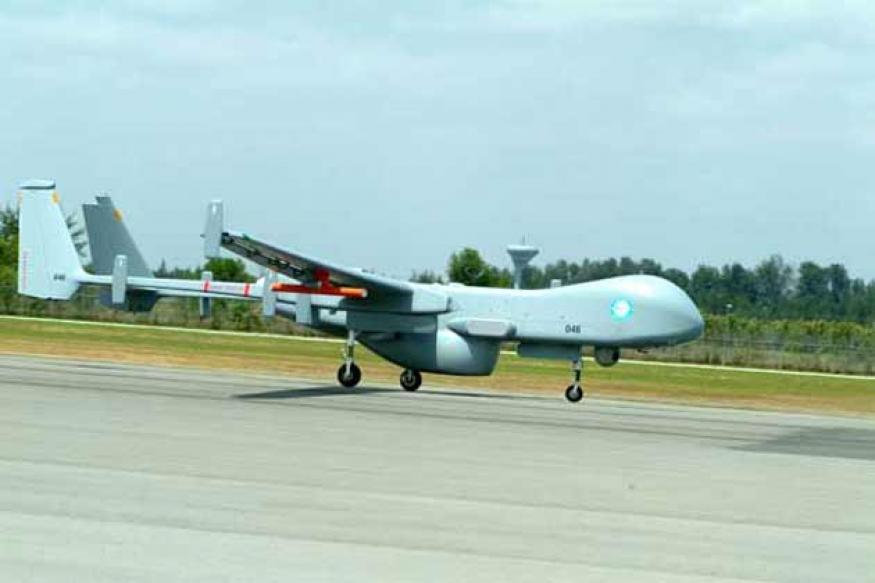 IAF drones fails to track Naxals in Chhattisgarh