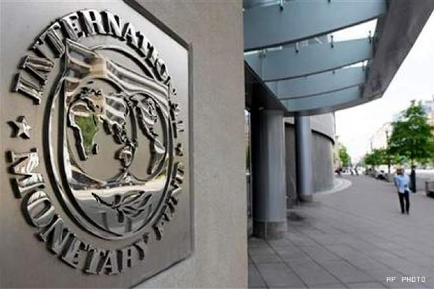 India to grow at about 5.8 in FY14: IMF