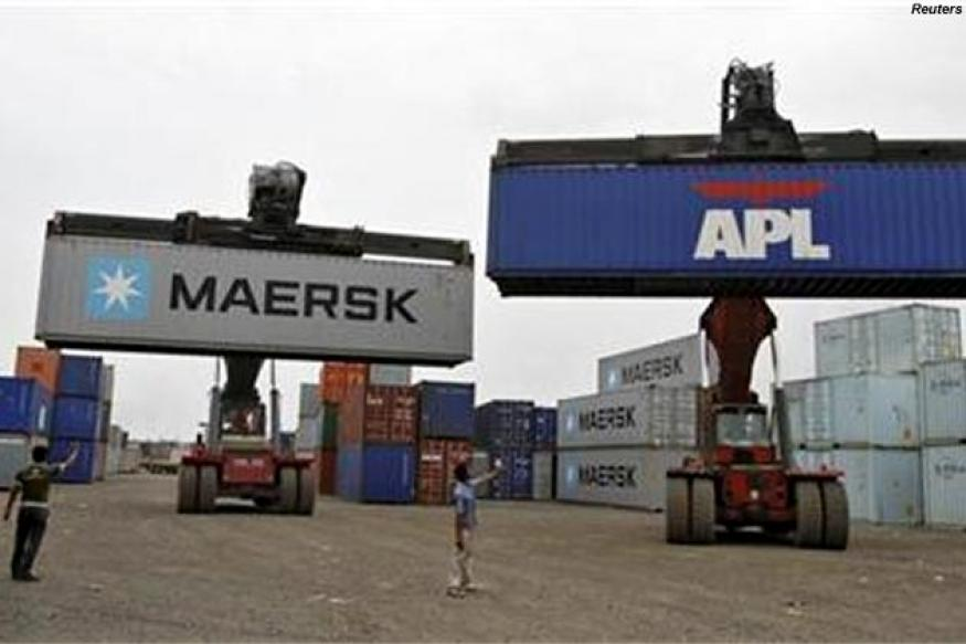 India's exports up 1.6 pc at $ 24.16 bn in April