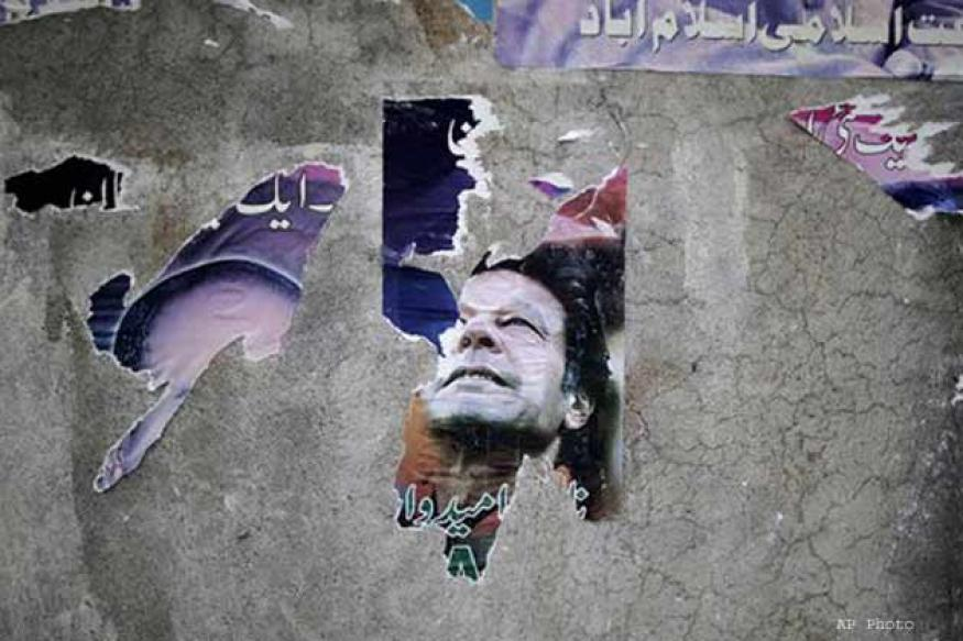 Pakistan polls: Imran Khan's party concedes defeat