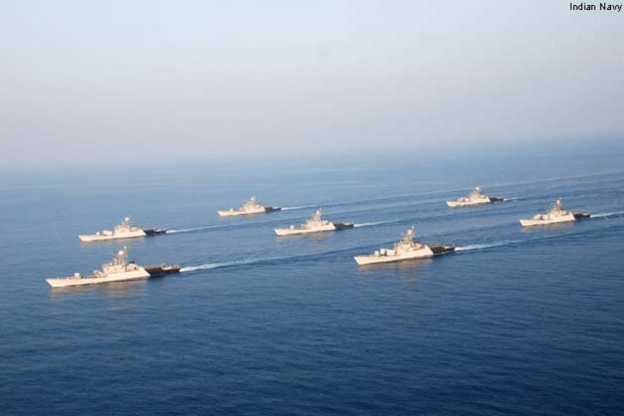 India, China to order 100 naval ships each by 2032