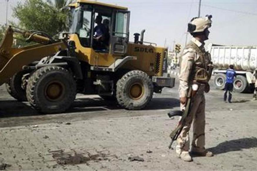 Iraq violence: Baghdad bomb attacks leave 27 dead