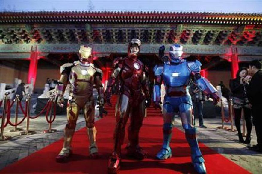 'Iron Man 3' gets a super start in US, Canada