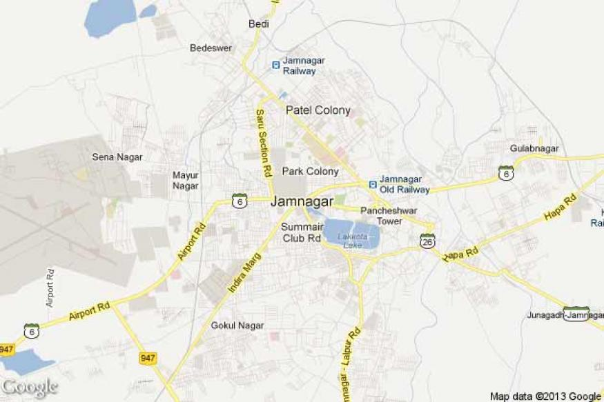 Gujarat: Woman sets her two-year-old son on fire
