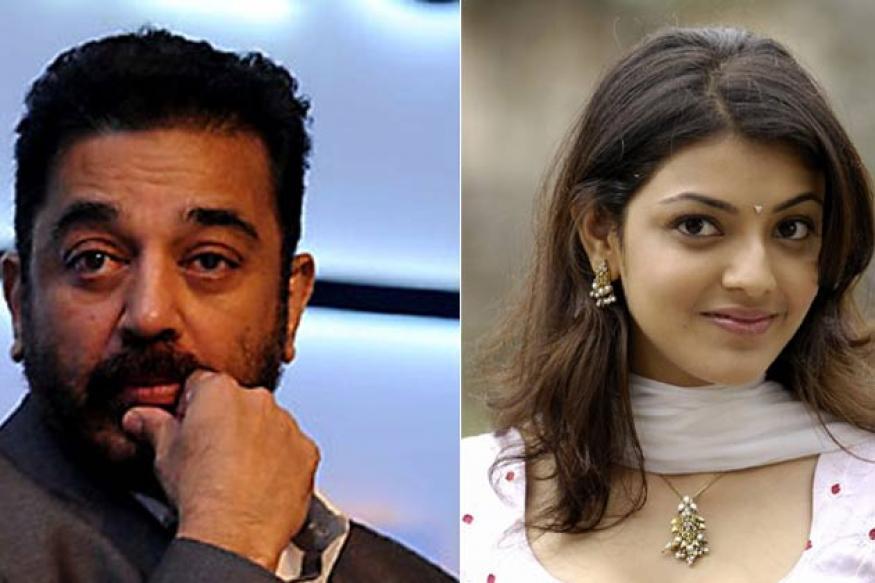 Kajal Aggrawal to star opposite Kamal Haasan?