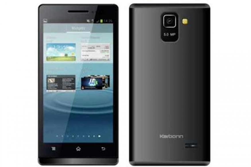 Karbonn A7 Star with 4.5-inch display spotted online for Rs 5,990