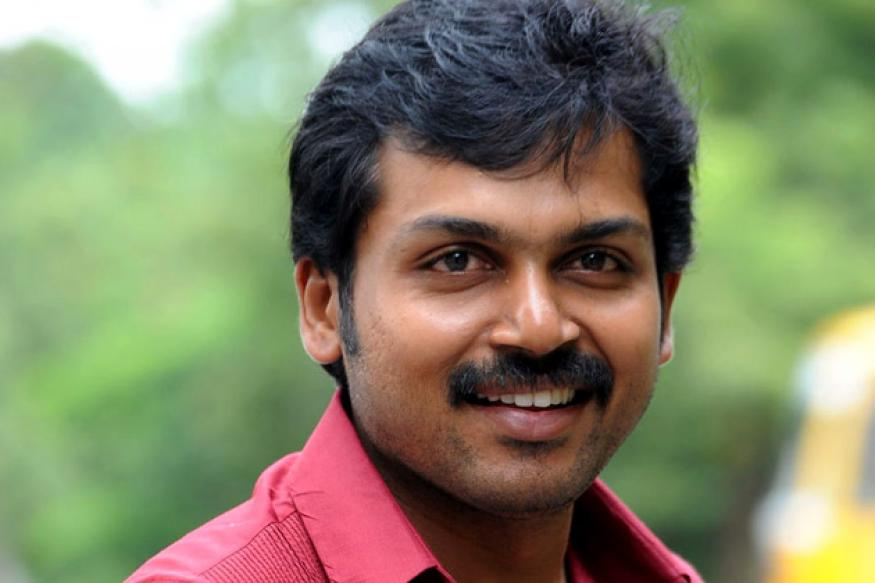 Karthi to spend his 35th birthday on the sets of his next