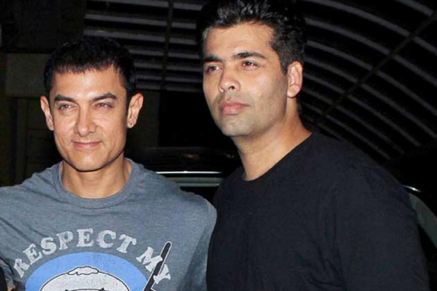 Snapshot: Aamir Khan watches 'Bombay Talkies'