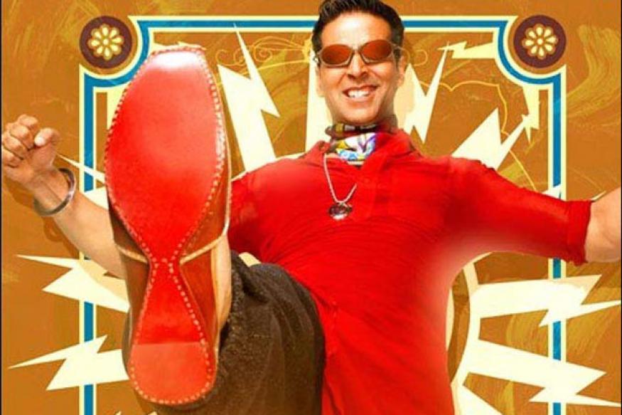 Akshay injured during the shoot of Vipul Shah's film