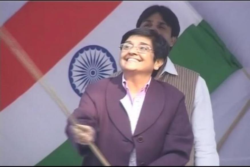 Kiran Bedi for making CBI strong independent probe body